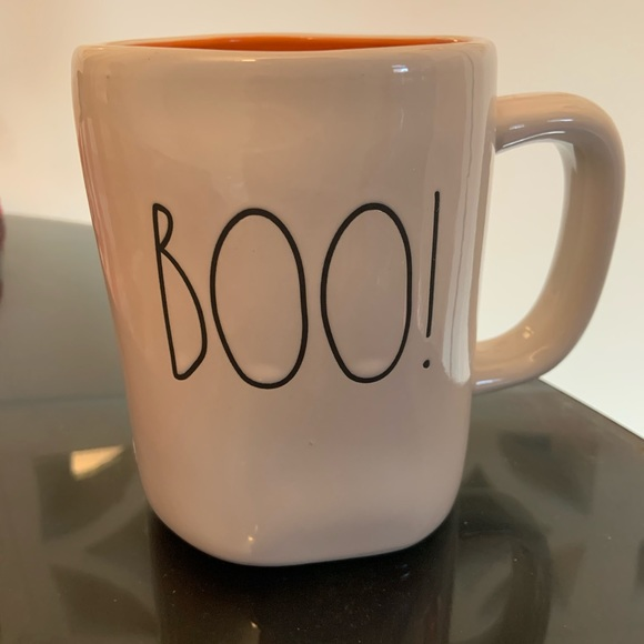 Rae Dunn By Magenta Halloween BOO! Mug